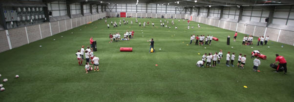 Scarlets Indoor Training – A Fantastic Opportunity