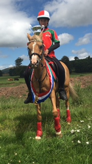 Horse Riding Success in the Prep and Senior School in Wales and Europe!